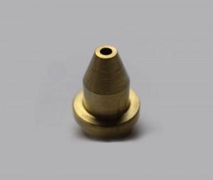 Plynové trysky. Vrtání ot. pr. 2,20 mm // Gas nozzles. Drilling diameter  2,20 mm